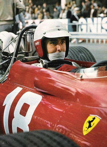 1967 Monaco Gp Lorenzo Bandini Formel 1 Motogp Rennen