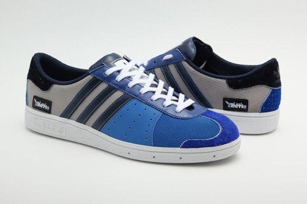 ADIDAS ORIGINALS X HECTIC Yops! Samba Schuhe Sneaker Tokyo