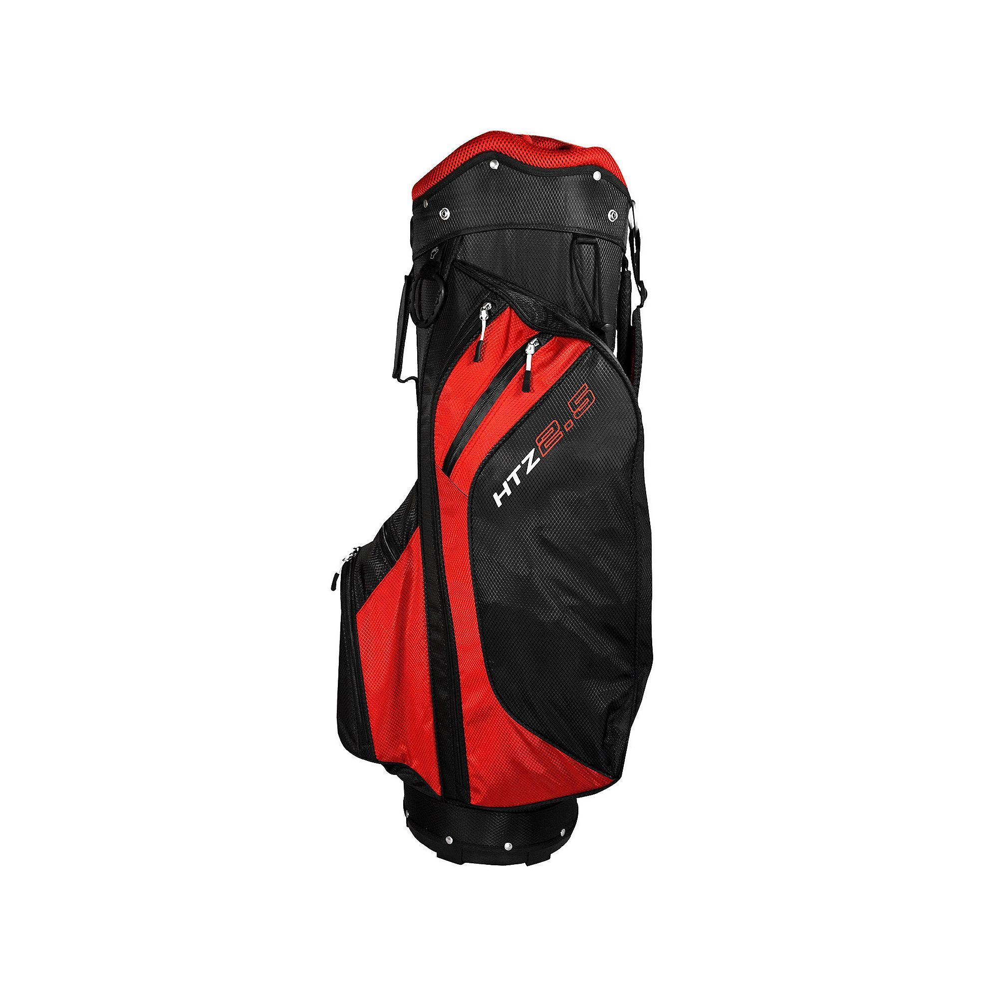 Hot Z 2 5 Golf Cart Bag Red