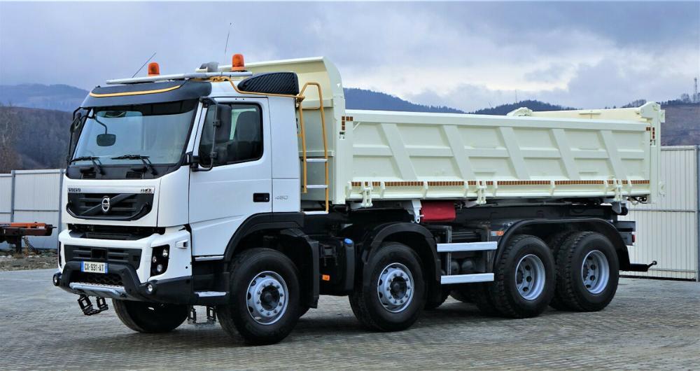 Volvo Fmx 6x6 Samosval Google Poisk In 2020 Volvo Trucks Vehicles