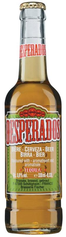 Desperados Biere Aromatisee A La Tequila Avec Images Biere Tequila