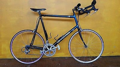 Cannondale R700 2 8 Aluminum Vintage Road Bike Time Trial 650c