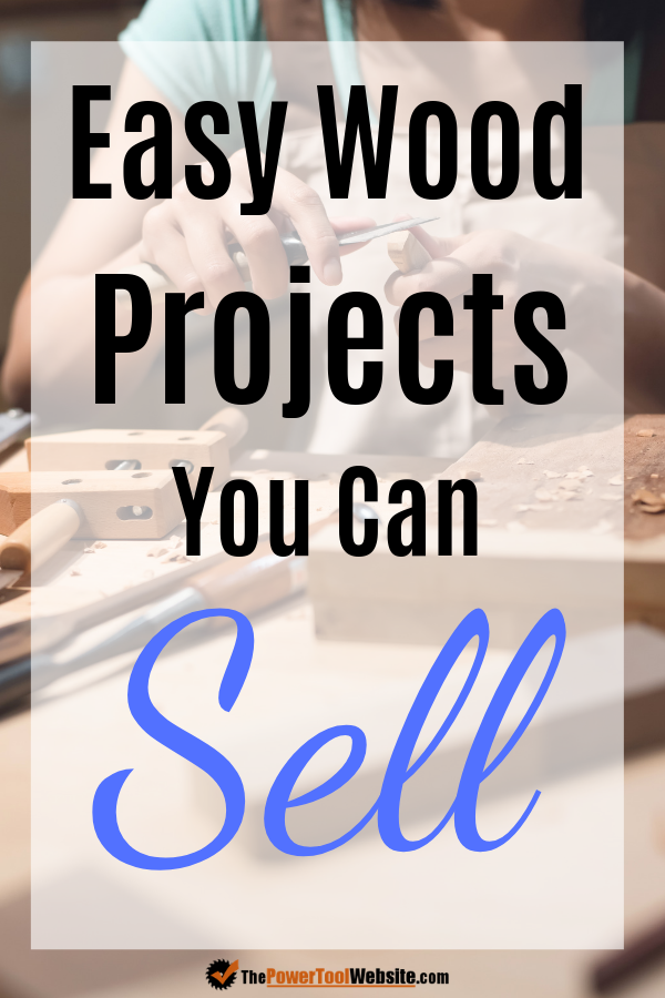 Handmade Wood Projects That Sell Well On Etsy And Vozeli Com