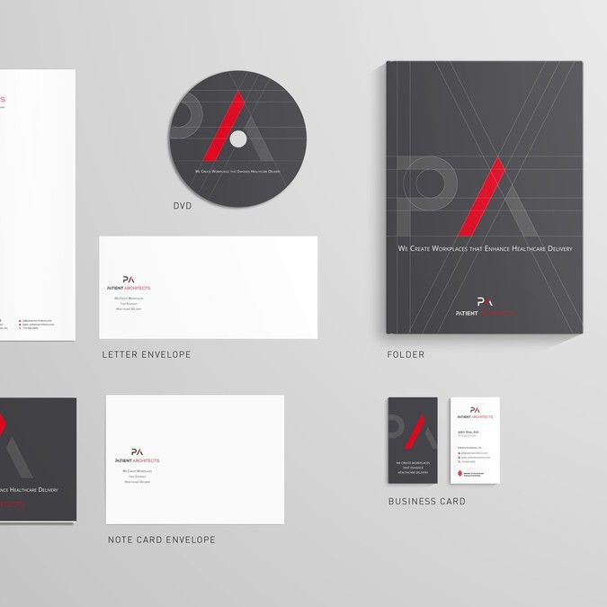 Create an elegant, modern, professional visual image for an architectural design firm! by Luc.it