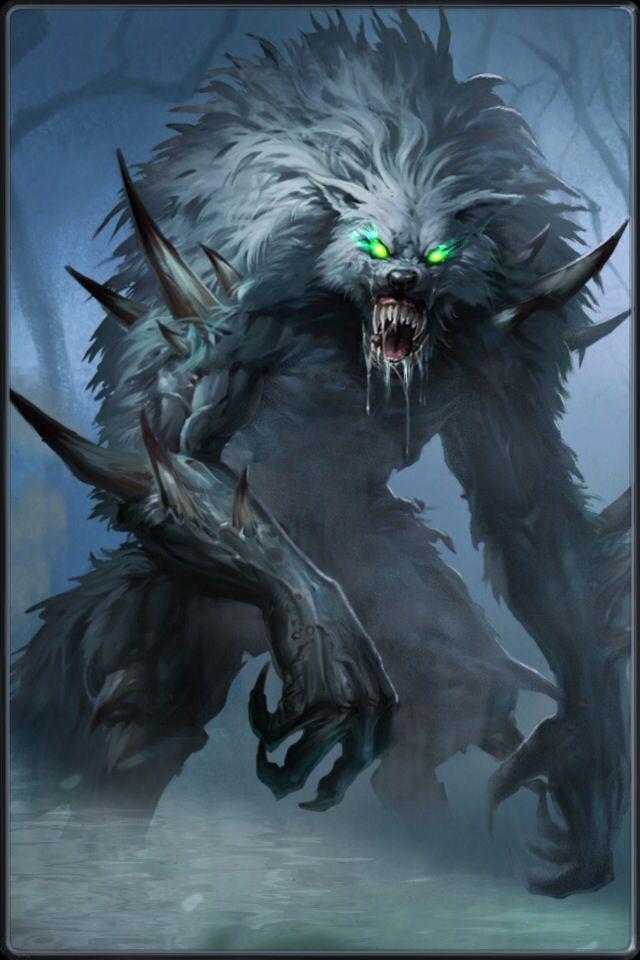 Feneric gore claw (4) | Fantasy creatures, Werewolf art ... - photo#35