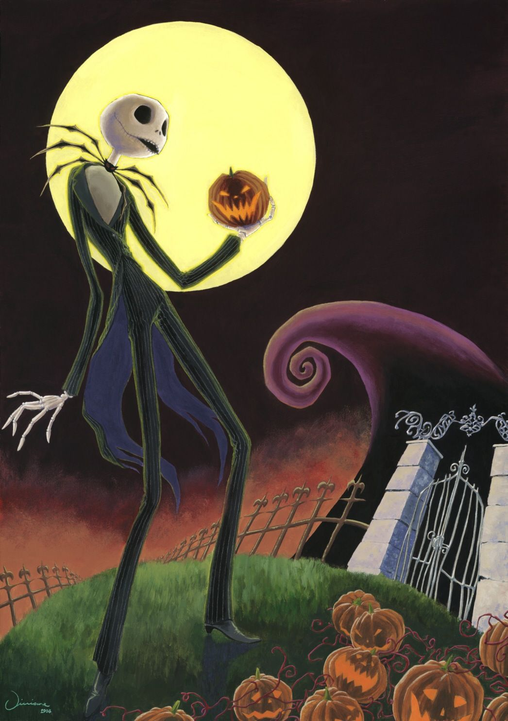 Download Wallpaper Halloween Nightmare Before Christmas - c03ea3121b5b66745c03e5b0a1b88c9b  Picture_561785.jpg