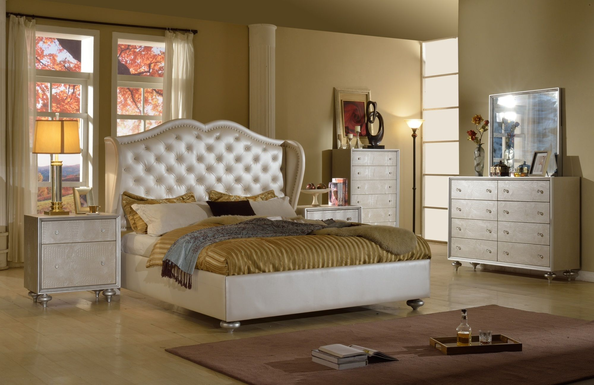CustomerFeedback What do you think about this Pearl Bedroom Set