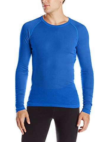 7078bd44968 Icebreaker Men's Everyday Long Sleeve Crewe Top | Gifts | Outdoor ...