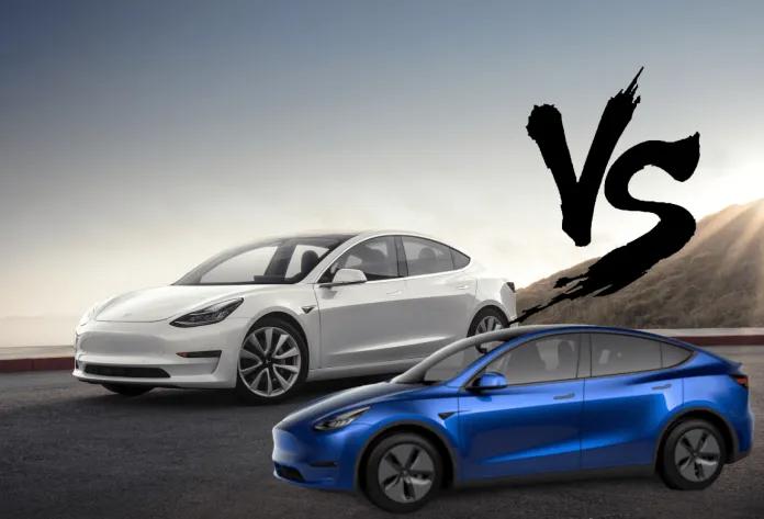 Tesla Model 3 Vs Model Y Tesla Model Tesla Model 3 Model Y