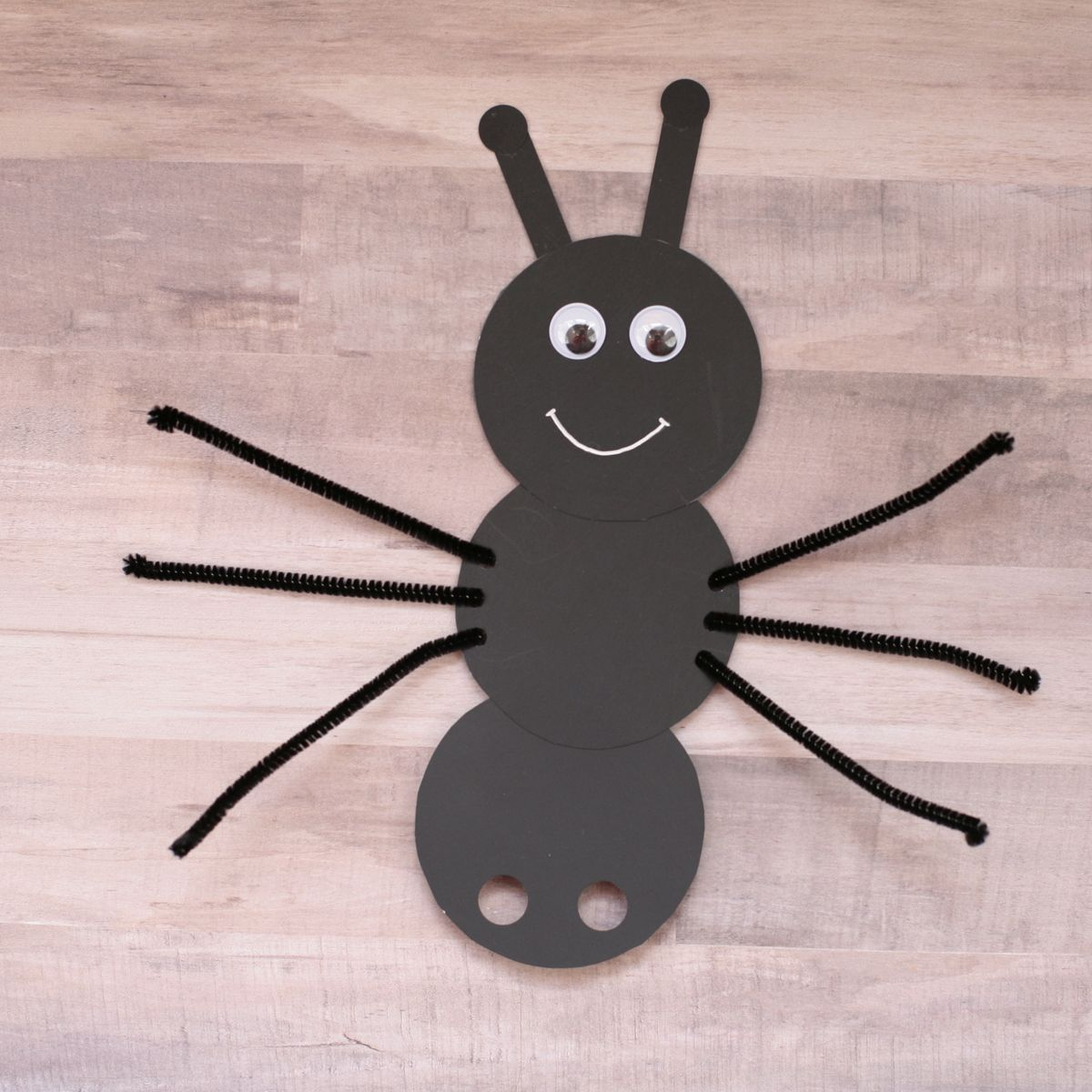 Ant Finger Puppets In