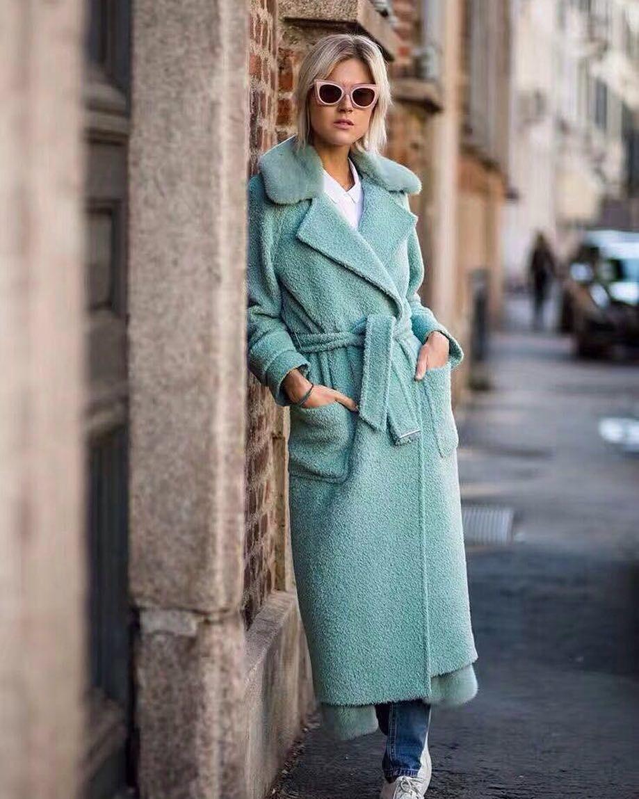 пальто мятного цвета фото советского производства