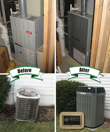 Service Gallery Air Conditioning Installation Hvac Services Heating And Air Conditioning