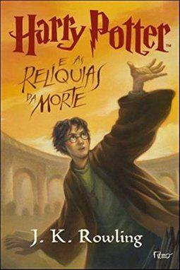 Harry Potter E As Reliquias Da Morte Capas De Livros Harry
