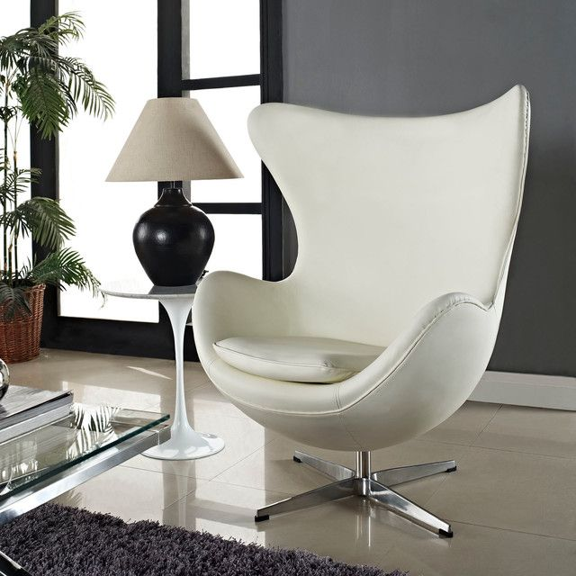 MLF Arne Jacobsen Egg Chair/Ottoman