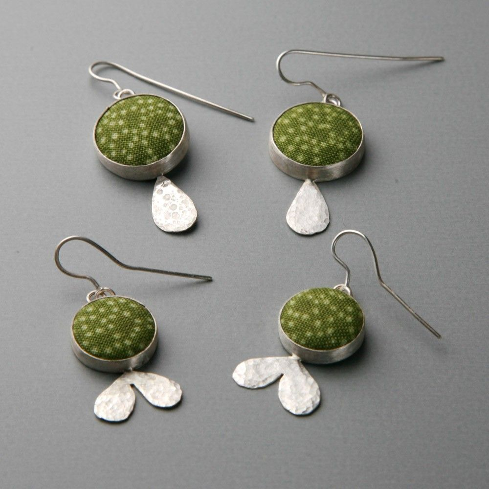 Dotted earrings Kristina Lici