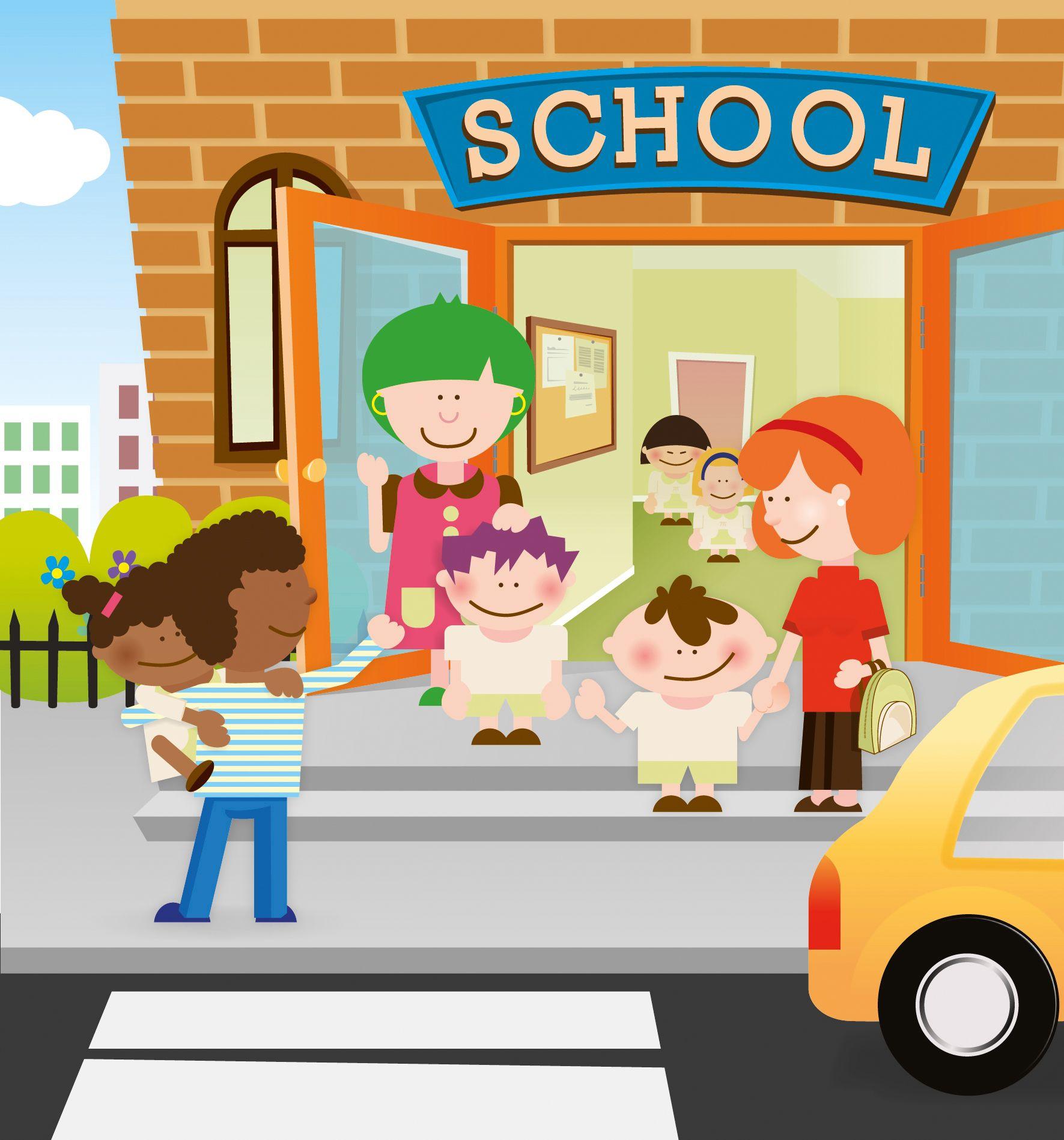 Resultado de imagen de salida colegio