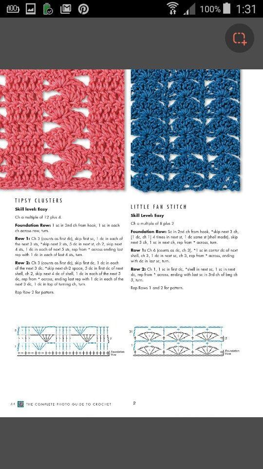 Pin de Latrapillo Cosemucho en crochet patterns/patrones crochet ...