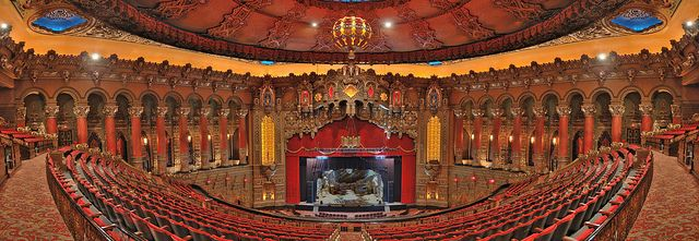 Fox Theatre St Louis Mo Music Venue Fair Grounds Venues