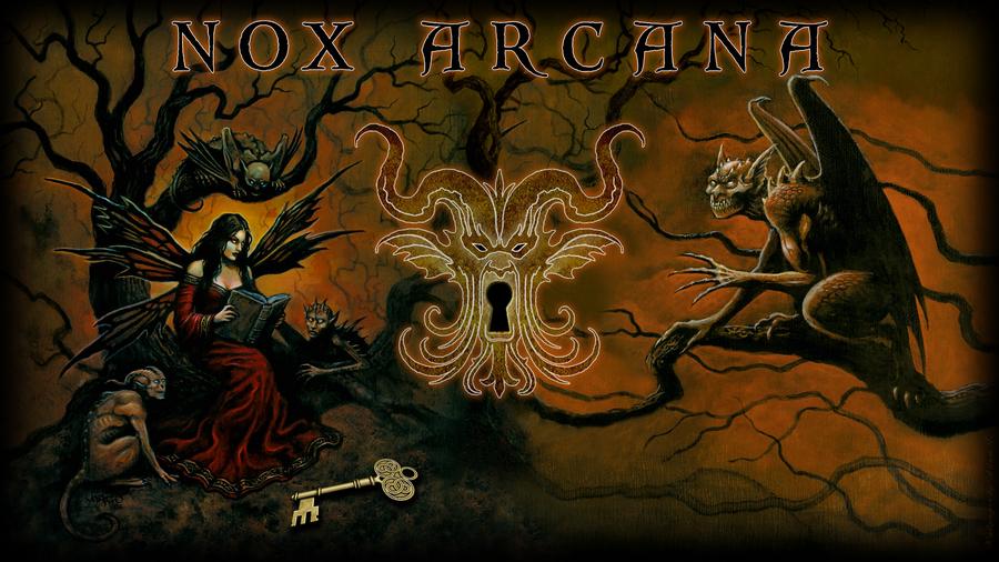 Nox Arcana - Fairytale by adamtsiolas