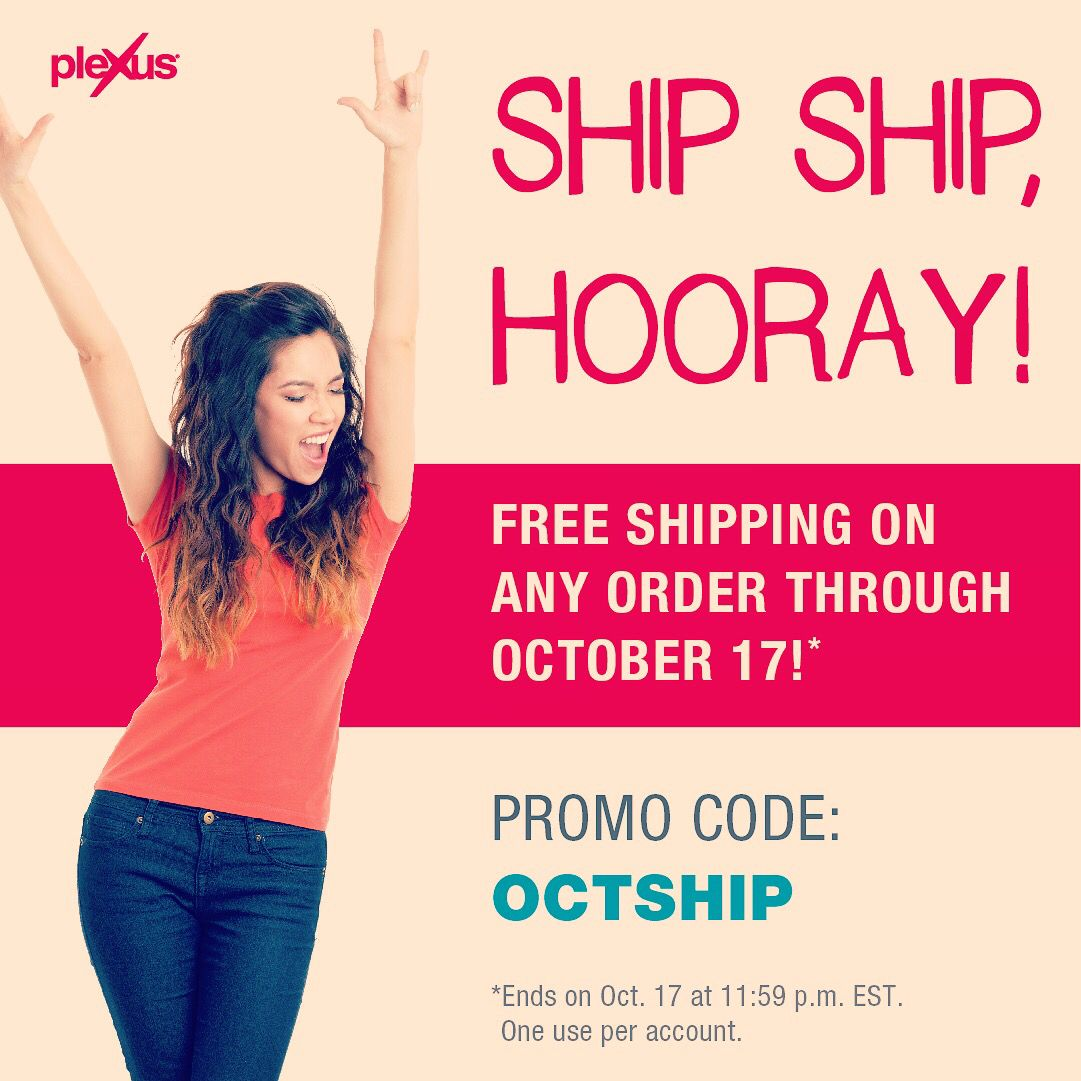 If you've been thinking about adding supplements to better your health and/or boost your immune system as winter approaches, now is the time! Free shipping! Please share with your friends. LifewithStef.com  #plexus #health #blessed #grateful #xfactor #probio5 #megax #balanced #sugar #naturalenergy #plantbased #lifewithstefdotcom