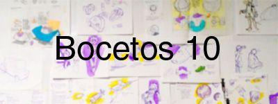 Héctor Torres: Bocetos 10