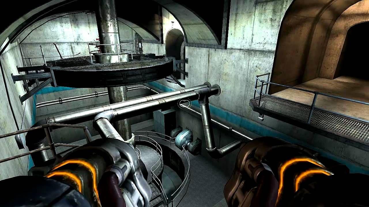 Duke Nukem Forever Walkthrough Part 1 Underground Gameplay In 2020 Gameplay Xbox 360 Duke