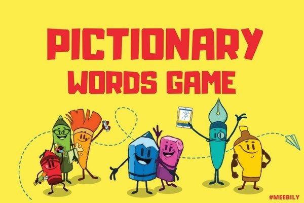 270+ Funny Pictionary Words Game Ideas in 2020 ...