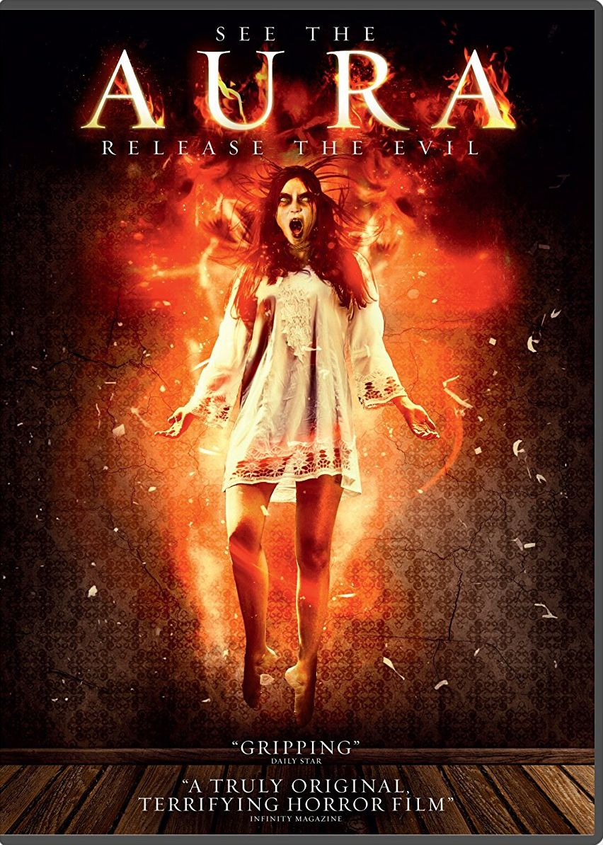 AURA DVD (SONY PICTURES) | HORROR DVDS in 2019 | Movies