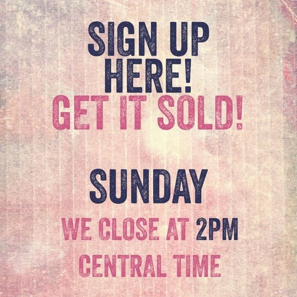 Get it Sold Share Group Sun 12\/6 Sign Up Sheet Welcome! Please use - example sign in sheet