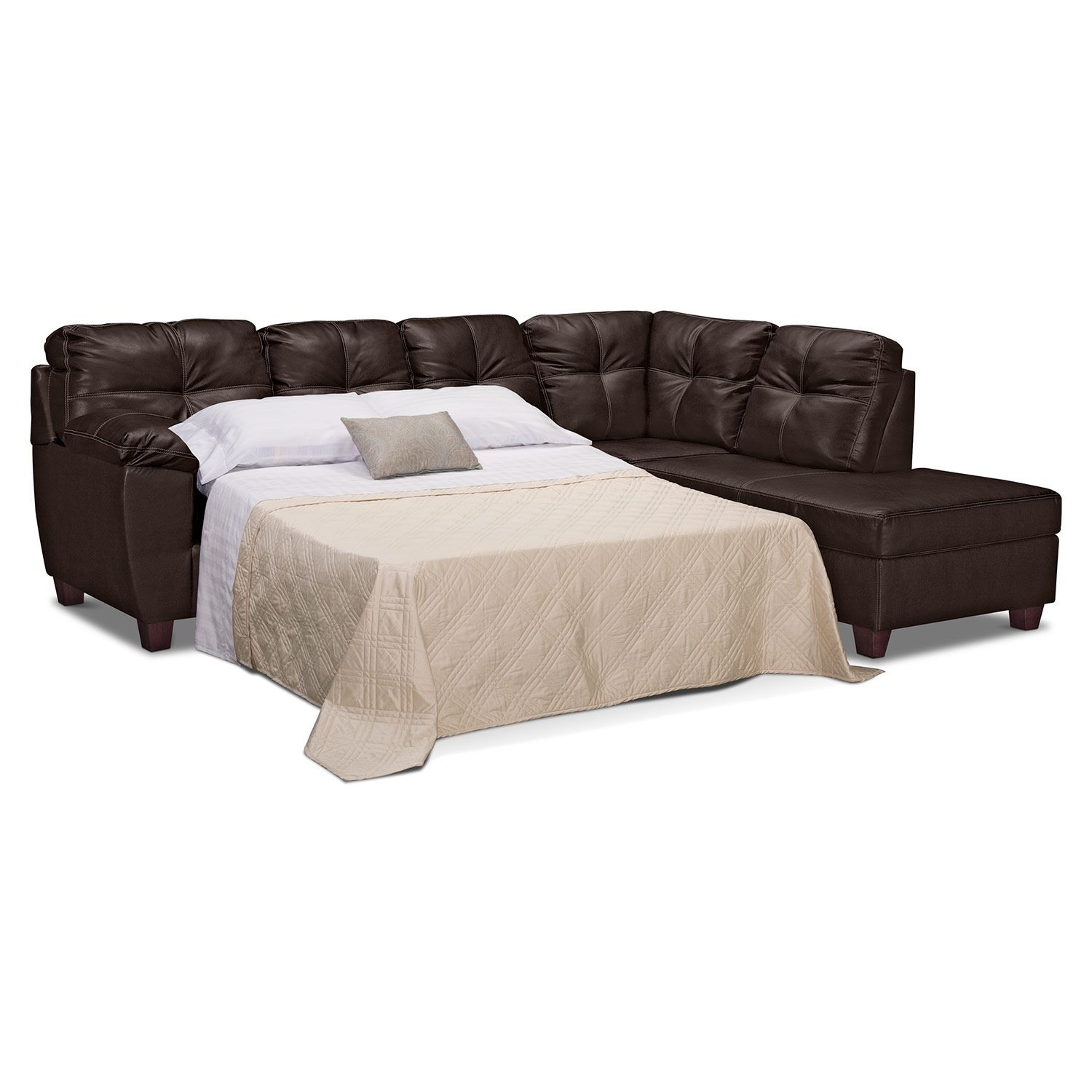 Rialto Sofa Bed Andre High Fashion Home Sectional Couch Review Co
