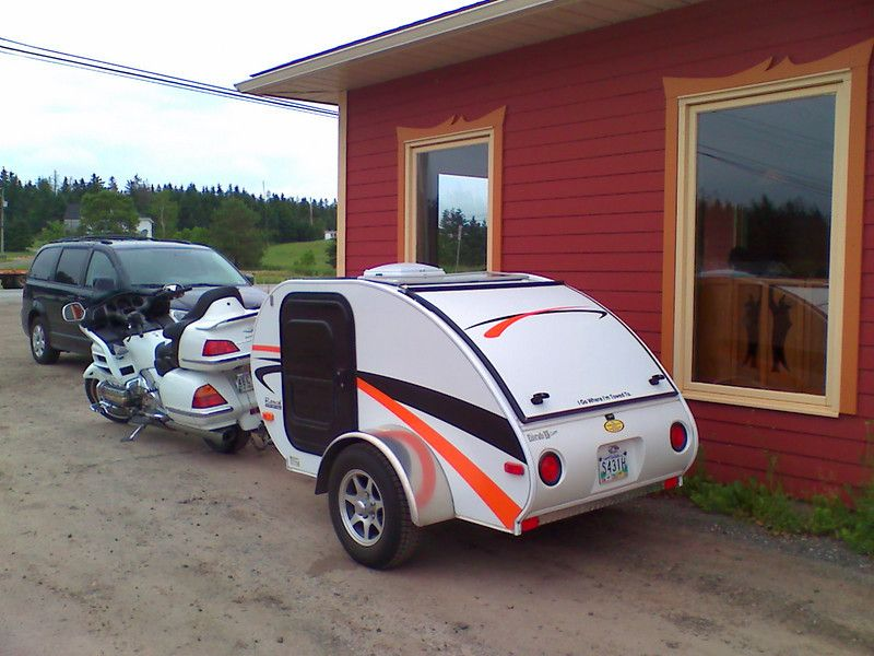 trailer-maybe a trike or ? - ADVrider | Trike, Motorcycle ...