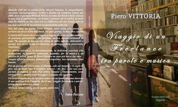 """A Palena Piero Vittoria presenta il suo primo libro: """"Viaggio di un Freelance tra Parole e Musica"""""""