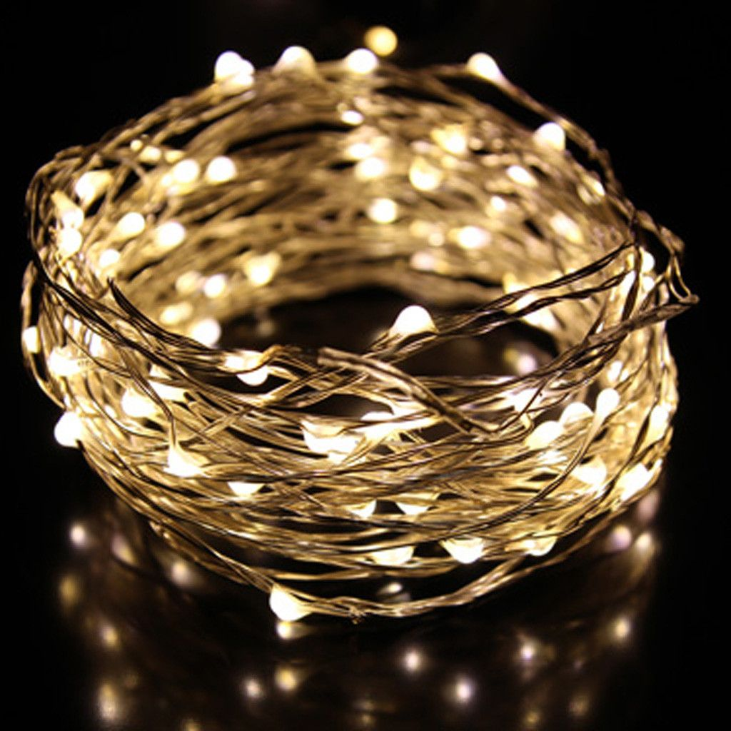 Fairy Lights Visit Save On Crafts Com Saveoncrafts And Dreamwedding Copper Wire Fairy Lights Fairy Lights Silver Home Accessories