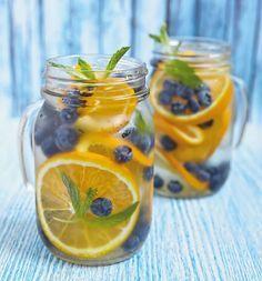 Aroma-Wasser. Vitalisierende Detox-Getränke mit Früchten, Kräutern und mehr | TOPP Bastelbücher online kaufen