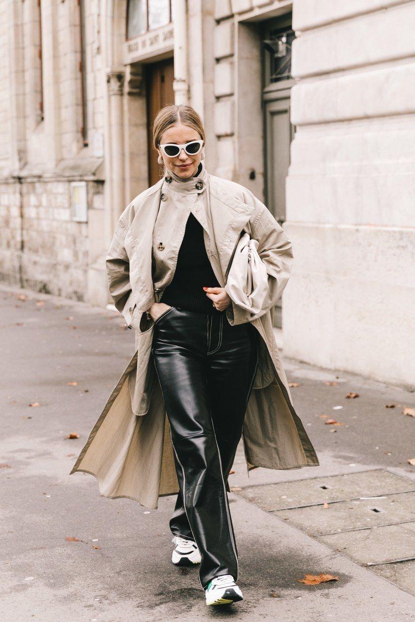 Street Style Inspiration Paris Fashion Week Fall Winter 2019 2020 Street Style Inspiration Vintage Street Fashion Cool Street Fashion