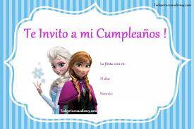 Resultado De Imagen Para Invitaciones De Cumpleaños De
