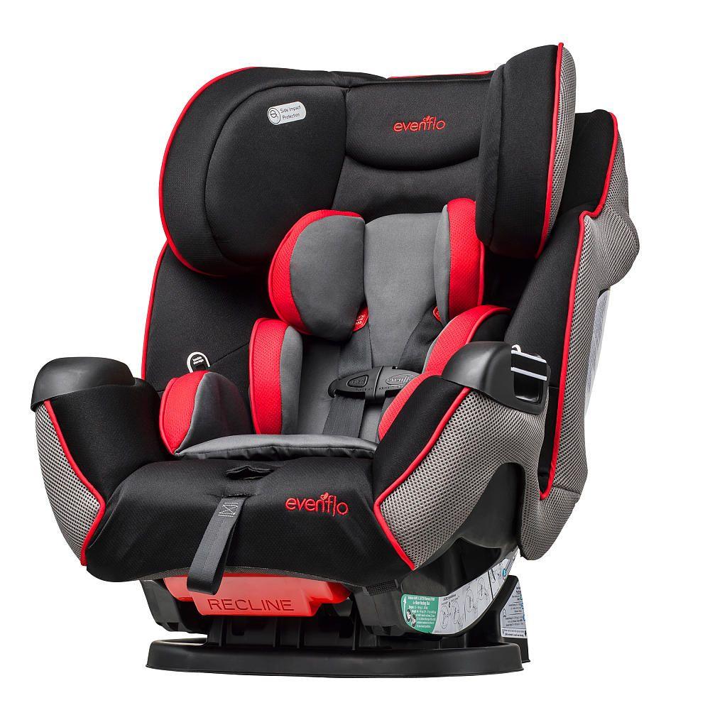 Evenflo Symphony LX AllInOne Car Seat Kronus Car