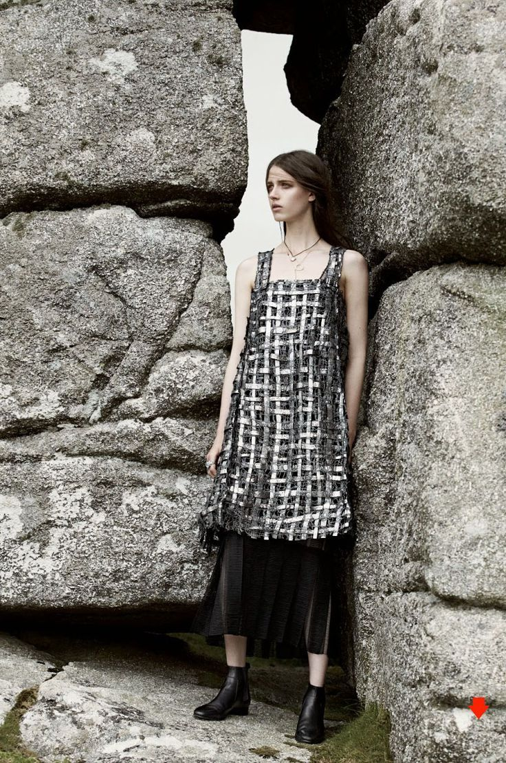 Chanel Fall Winter 2014 Editorial Editorial fashion