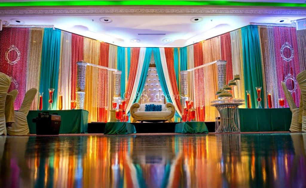 Wedding Decorators Toronto Mehndi Stage Decor Ideas Wedding