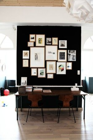 33 Crazy Cool Home #Office Inspirations ➤ http://CARLAASTON.com/designed/crazy-cool-home-office