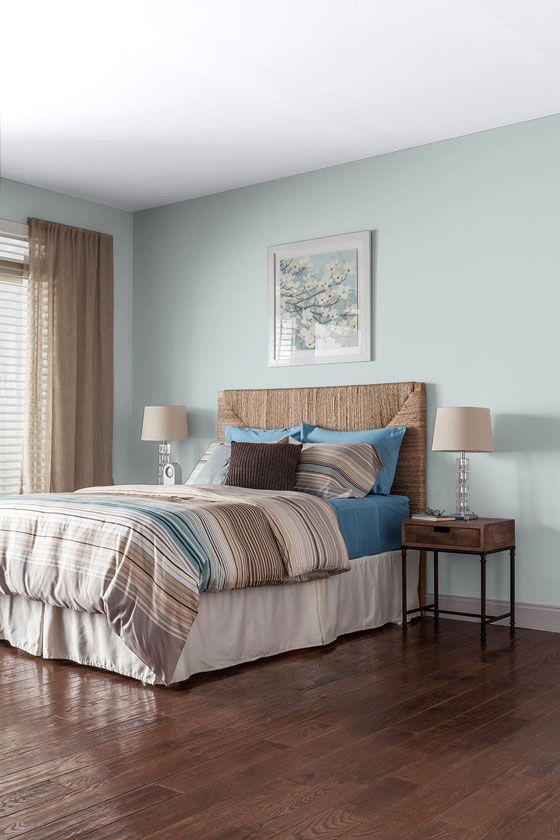 Grey Leaf White Dove Glidden Interior Paint Bedroom Paint Colors Master Bedroom Paint