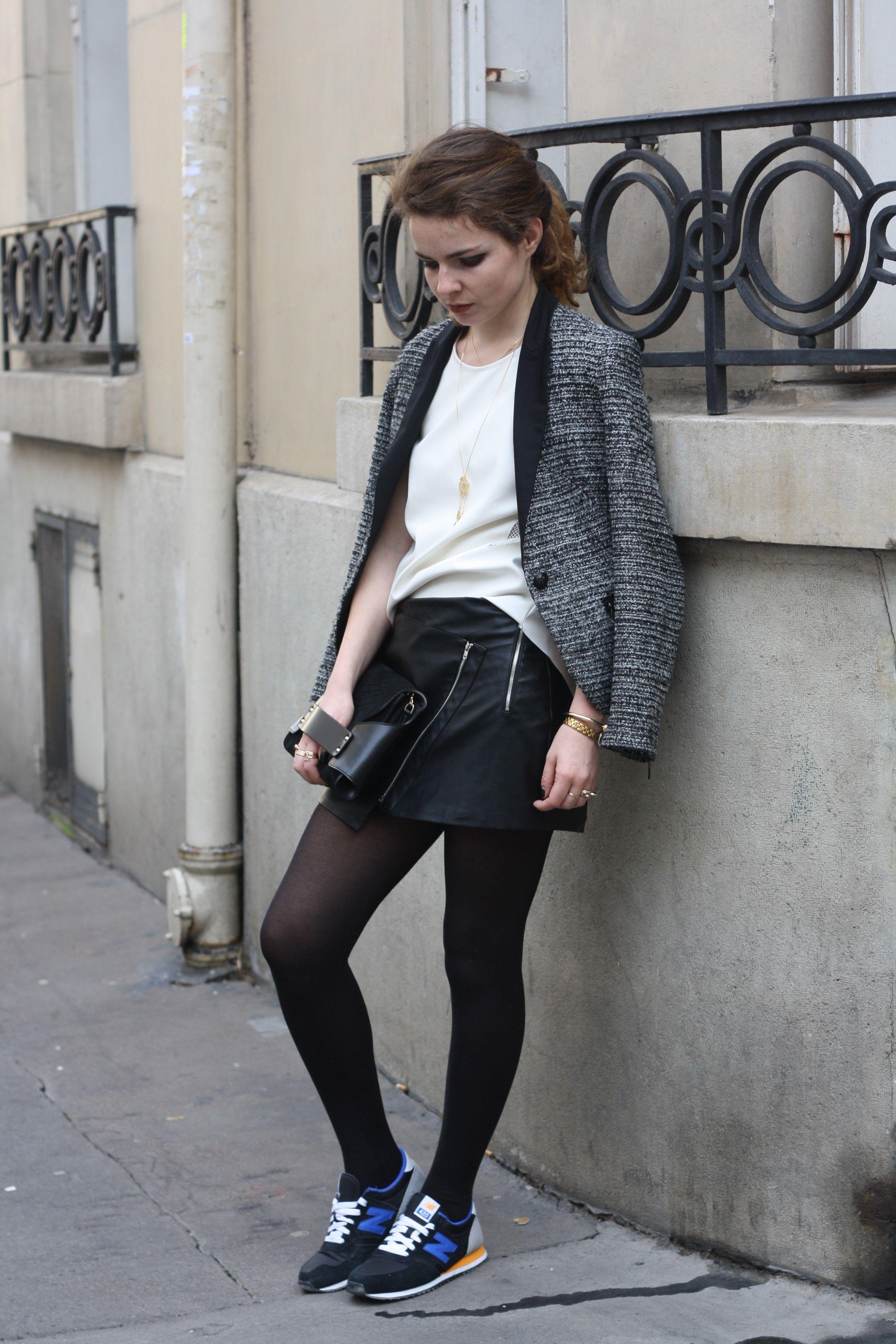new balance femme jupe