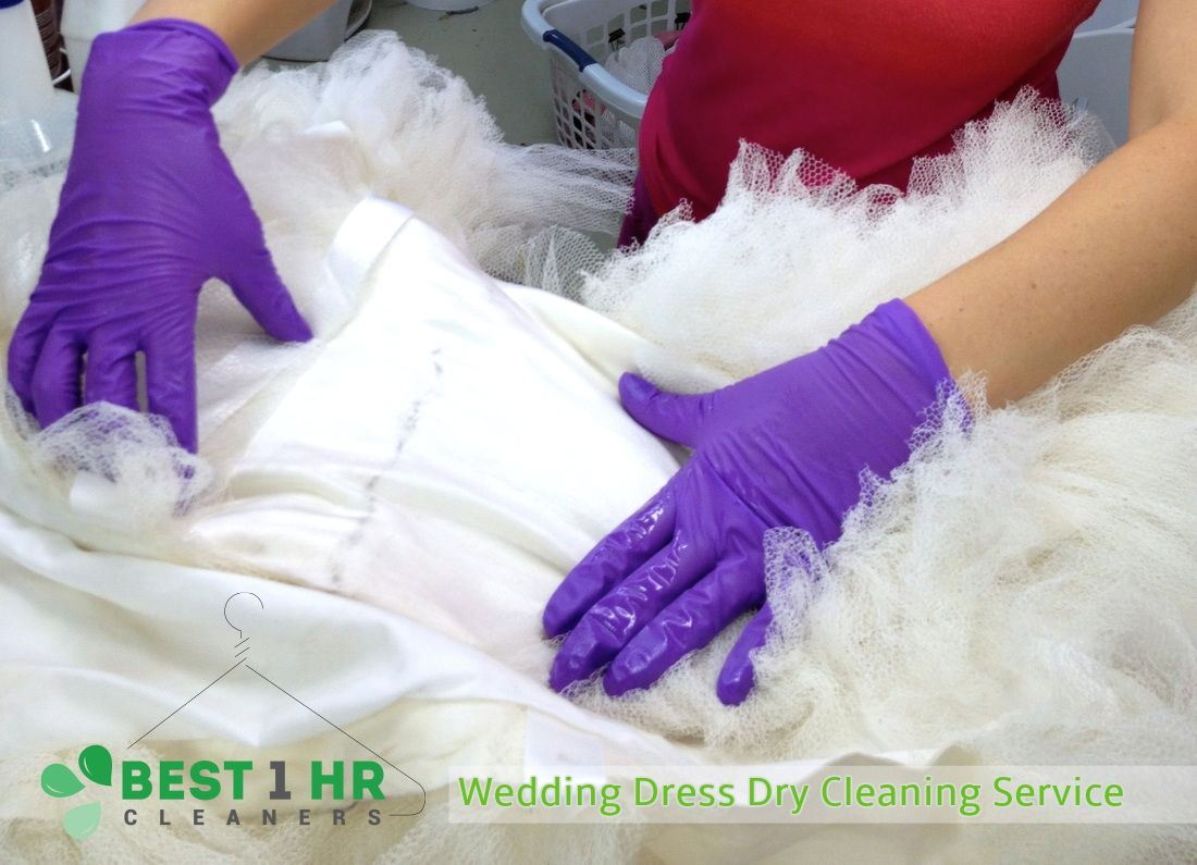 Unique BestHrcleaners is the most reputable Denton wedding dress dry cleaning service provider We