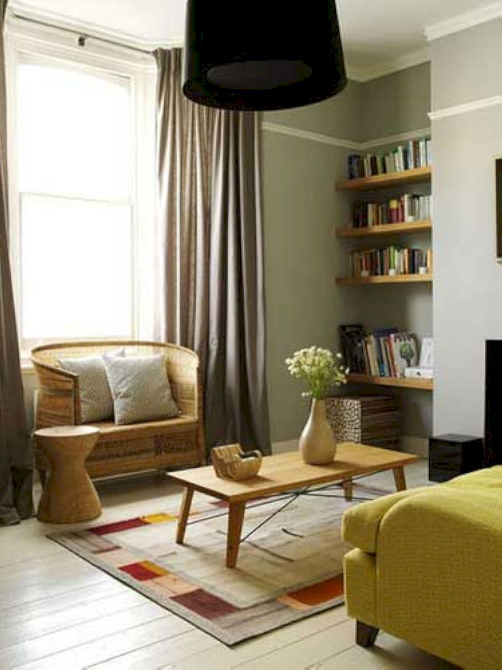 Best 60 Amazing Small Living Room Decor Ideas With Sectional 640 x 480