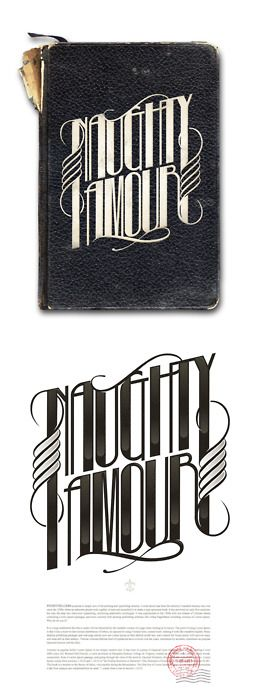 Typeverything.com @typeverything -  Naughty Amour...