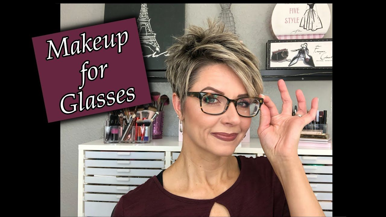 Makeup Tutorial For Glasses Wearers Tips To Enhance Your Eye