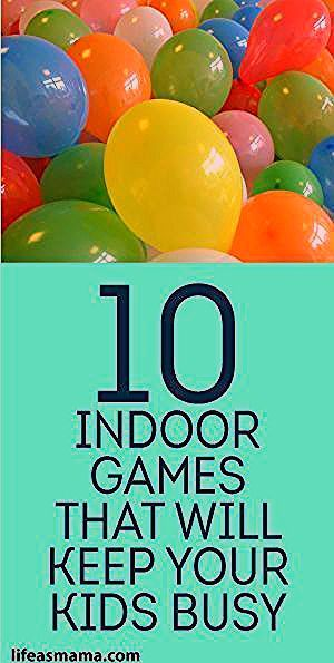 Photo of 10 Indoor Games That Will Keep Your Kids Busy