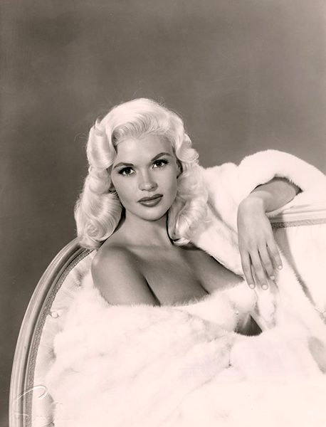 Jayne Mansfield - Photos and Quotes #classicactresses