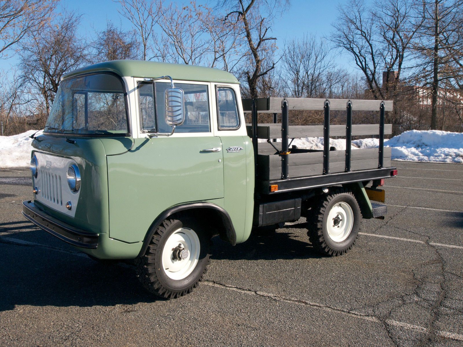 Willys FC150 Stakebed