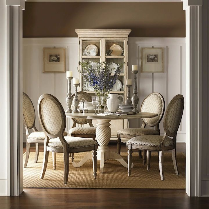American Traditional and French Country design